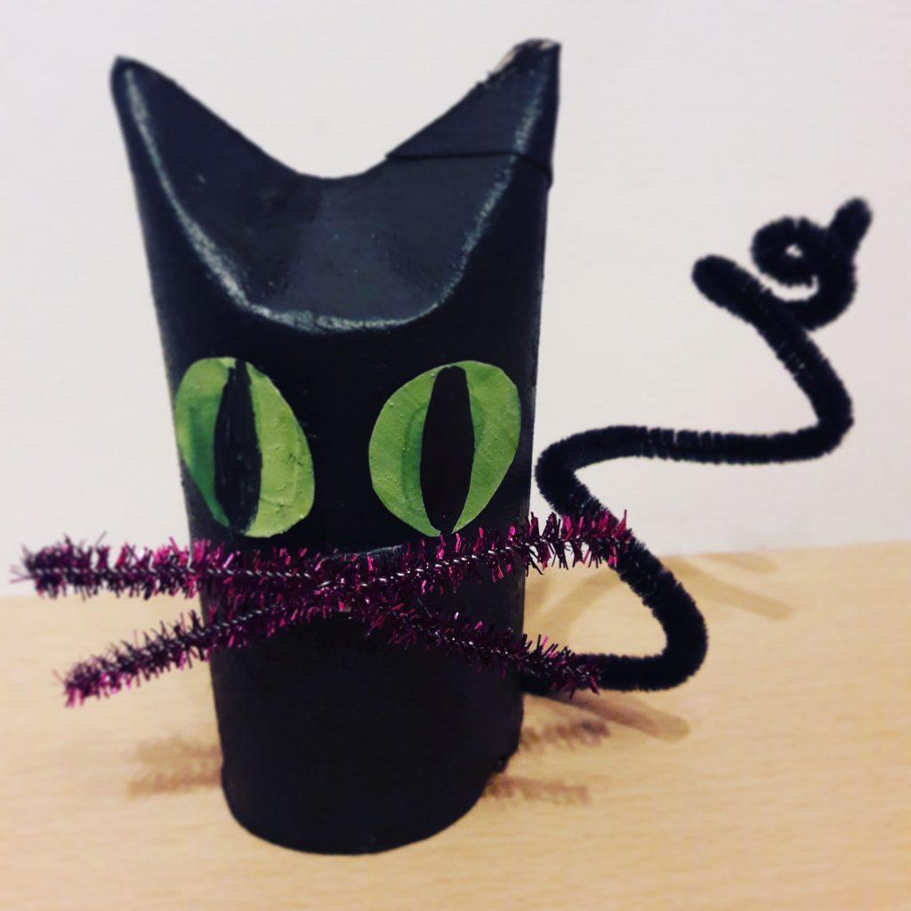 toilet roll cat craft