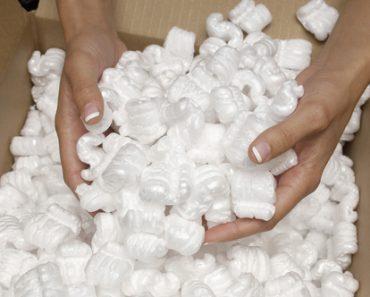 Foam peanuts for crafts